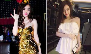 Em gái Angela Phương Trinh chiếm ngôi sexy của chị