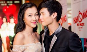 Huỳnh Anh công khai tình cảm với bạn gái Á hậu