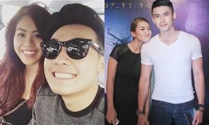 Hot girls Việt bị soi khi cặp kè 'bạn trai tin đồn'