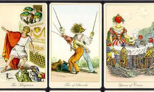 Tarot: Bạn có bị ngã gục sau vết thương lòng?