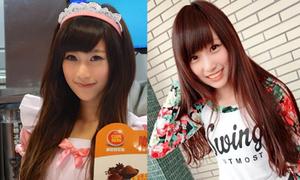 4 mỹ nữ bán hàng ăn hút hồn thực khách
