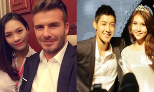 4 cô gái khiến fans ghen tỵ vì chụp hình với người nổi tiếng