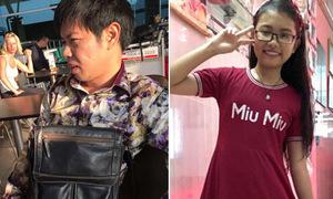 Sao Việt 17/11: Thái Hòa giữ túi khư khư, Phương Mỹ Chi sành điệu