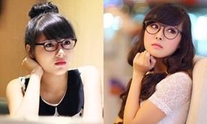 4 nữ sinh ĐH Tôn Đức Thắng xinh như hot girl