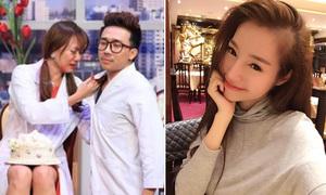 Sao Việt 18/11: Trấn Thành 'tỏ tình' với Hari, Elly Trần khoe nhẫn cưới