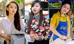 4 danh xưng hot girl 'không đụng hàng' của thiếu nữ Việt
