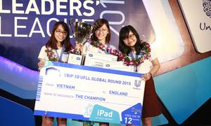 Cuộc thi 'Thách thức kinh doanh Unilever 2014'
