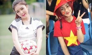 Những hot teens Việt 'chết mê chết mệt' môn thể thao vua