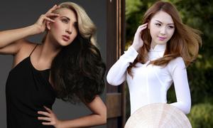 4 người đẹp gốc Việt làm rạng danh nhan sắc nước nhà