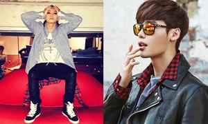 Sao Hàn 25/11: CL 'đẹp trai', Lee Jong Suk hút hồn fan nữ