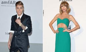 Justin Bieber kiếm tiền vượt trội Taylor Swift