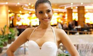 Trương Thị May là ngôi sao ăn chay sexy nhất châu Á