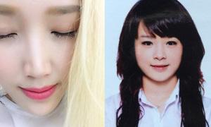 Sao Việt 28/11: Bảo Thy tóc vàng chóe, Huyền Baby ảnh thẻ siêu xinh