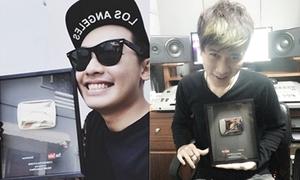 Hot boy Việt khoe nút play YouTube nhờ lượng fan khủng