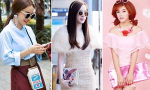 Túi xách độc, lạ chẳng kém fashionista của xì ta Việt