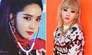 5 trào lưu trang điểm hot nhất của sao nữ Kpop
