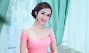 Thanh Hương - mẫu teen xinh như hoa mơ làm doanh nhân