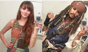 Thiếu nữ xinh đẹp cosplay 'cướp biển Caribê' chuẩn khỏi chỉnh