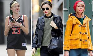 6 xì ta Hollywood là trend-setter hàng đầu của năm