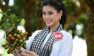 Á hậu Diễm Trang từ chối thi Miss Universe 2014