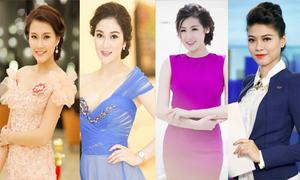 Dàn người đẹp, sao Việt long lanh xuất thân từ trường Báo