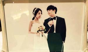 Đám cưới ngọt ngào của Sung Min cùng cô dâu Kim Sa Eun