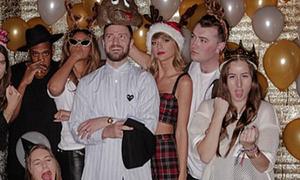 Tiệc sinh nhật đông vui như lễ trao giải âm nhạc của Taylor Swift