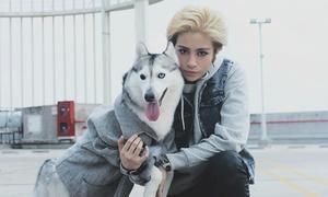 Gil Lê hóa trai đẹp cực ngầu bên cún cưng