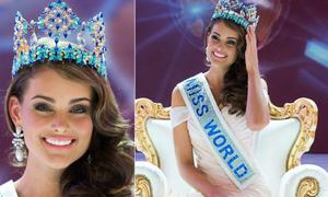 Tân Miss World 2014 xinh đẹp như thiên thần