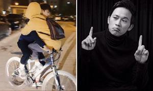 Sao Việt 15/12: Quỳnh Anh ngồi xe đạp bá đạo, Hoài Linh bắt chước Sơn Tùng
