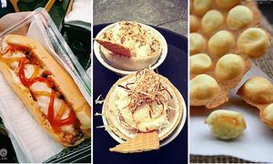 10 món ăn mới toanh nức lòng teen Hà thành năm con ngựa