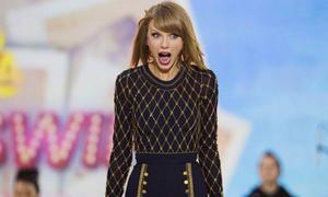 Cuộc sống trong mơ của Taylor Swift năm 2014