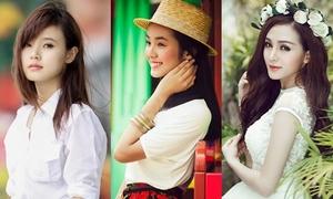 6 hot girl Việt kém khởi sắc năm 2014