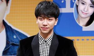 Lee Seung Gi từ chối trả lời câu hỏi về Yoon Ah