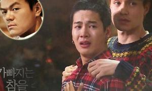 JYP khiến học trò khóc sướt mướt trên truyền hình