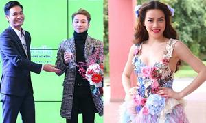 Hot nhất tuần: Sơn Tùng lên ngôi 'mỹ nam', Hà Hồ hóa Na Tra