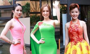 Angela Phương Trinh 'nghiện' mốt nữ hoàng, lấn át dàn mỹ nhân