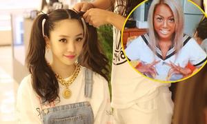 Hot girl Nhật sành điệu bị đồn phẫu thuật thẩm mỹ