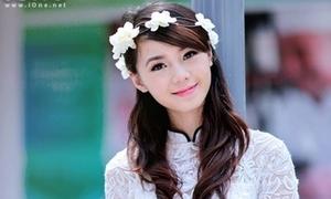 Quỳnh Kool - cô nàng xinh xắn lên sóng truyền hình 'ầm ầm'