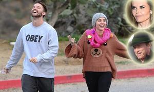 Miley Cyrus làm xáo trộn gia đình bạn trai