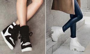 3 kiểu giày gót cao êm chân giải pháp cho nàng 'nấm lùn'