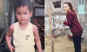 Sao Việt 2/1: Hoài Lâm sáng láng từ nhỏ, Emily về quê chăn gà