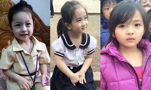 4 bé gái Việt siêu kute khiến Facebook 'dậy sóng'
