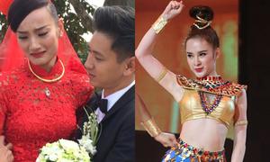 Hot nhất tuần: Lê Thúy lấy chồng, Phương Trinh được khen nức nở