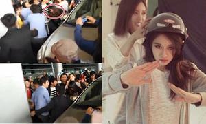 Báo Hàn chê fan Việt vì giật tóc Ji Yeon (T-ara)
