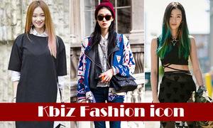 4 nàng mẫu trẻ là biểu tượng thời trang của xứ kim chi