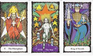 Tarot: Tình yêu của bạn giống hành tinh nào trong hệ Mặt trời?