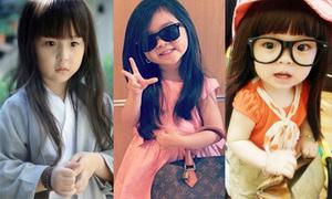 5 nhóc tỳ châu Á đáng yêu nhìn là muốn 'cắn'
