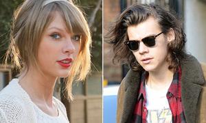 Taylor Swift 'bơ đẹp' Harry Styles khi chạm mặt