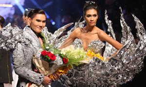 Nguyễn Oanh, Quang Hùng cùng đăng quang Vietnam's Next Top Model